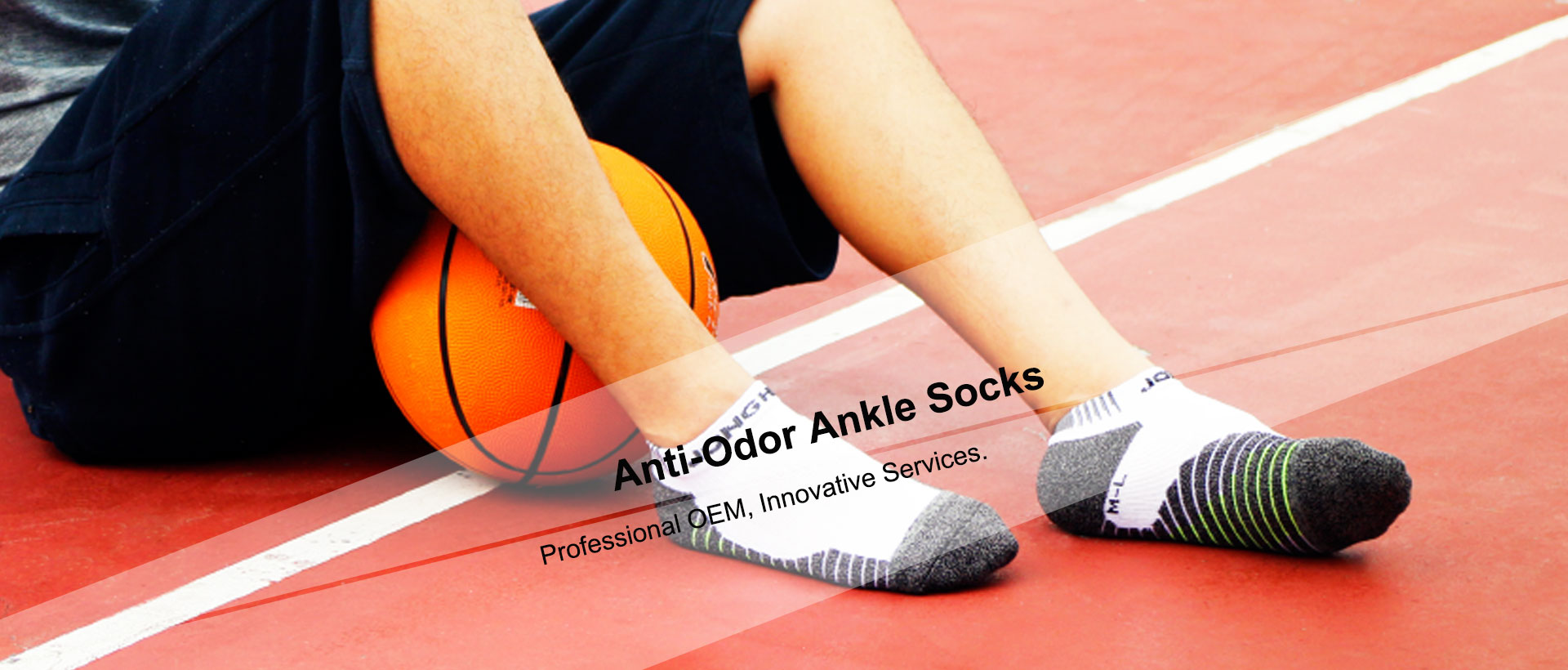 Anti-Odor Ankle Socks